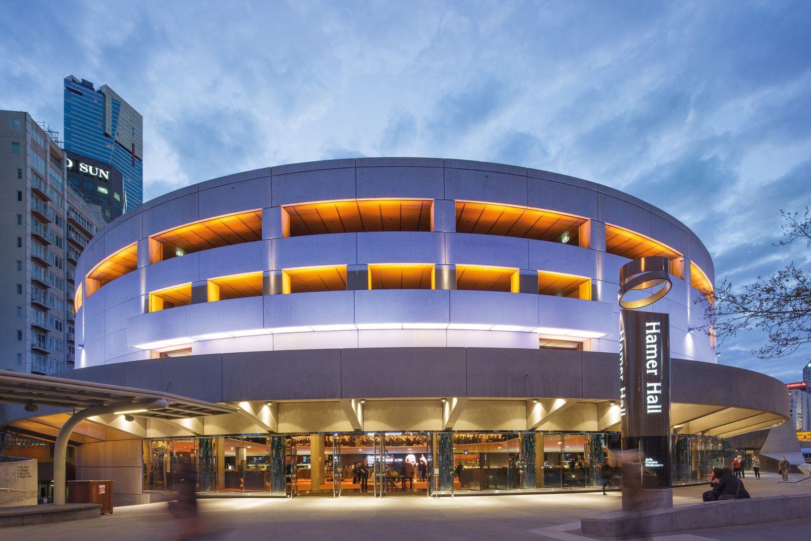 Концертный зал Хамер Холл фото 1