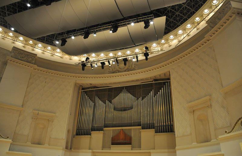 Концертный зал имени Петра Ильича Чайковского фото 1