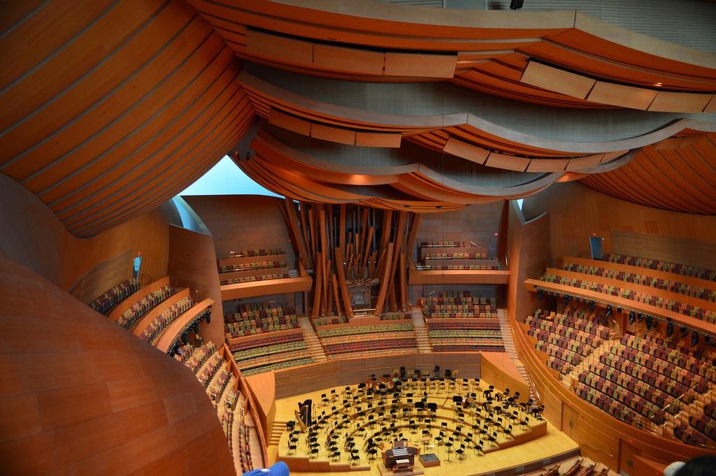 Концертный зал Уолта Диснея фото 3