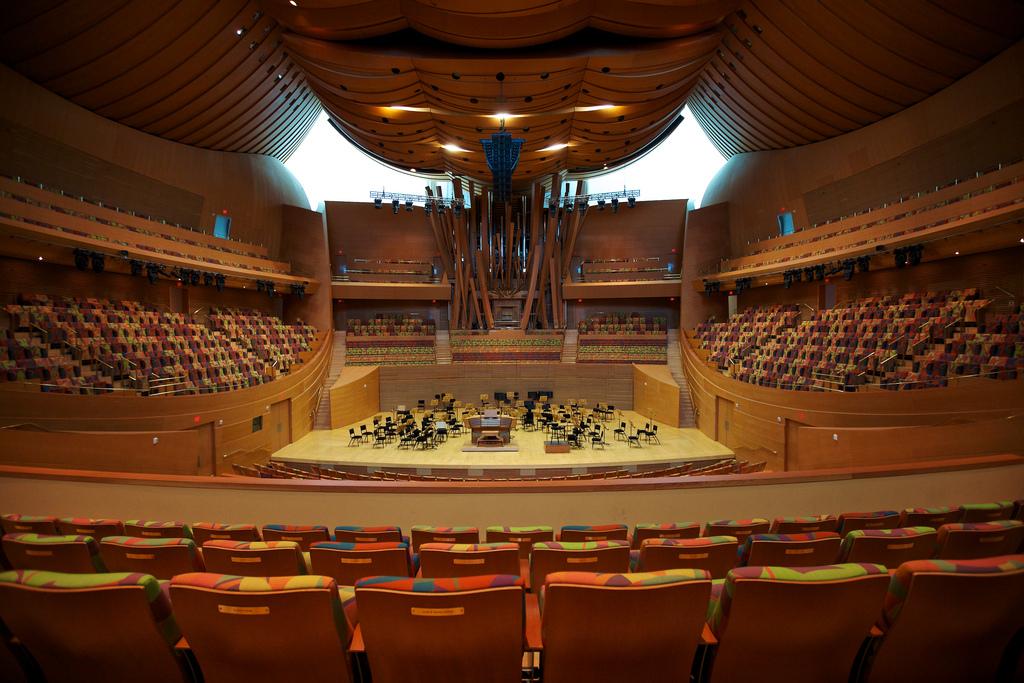 Концертный зал Уолта Диснея фото 5