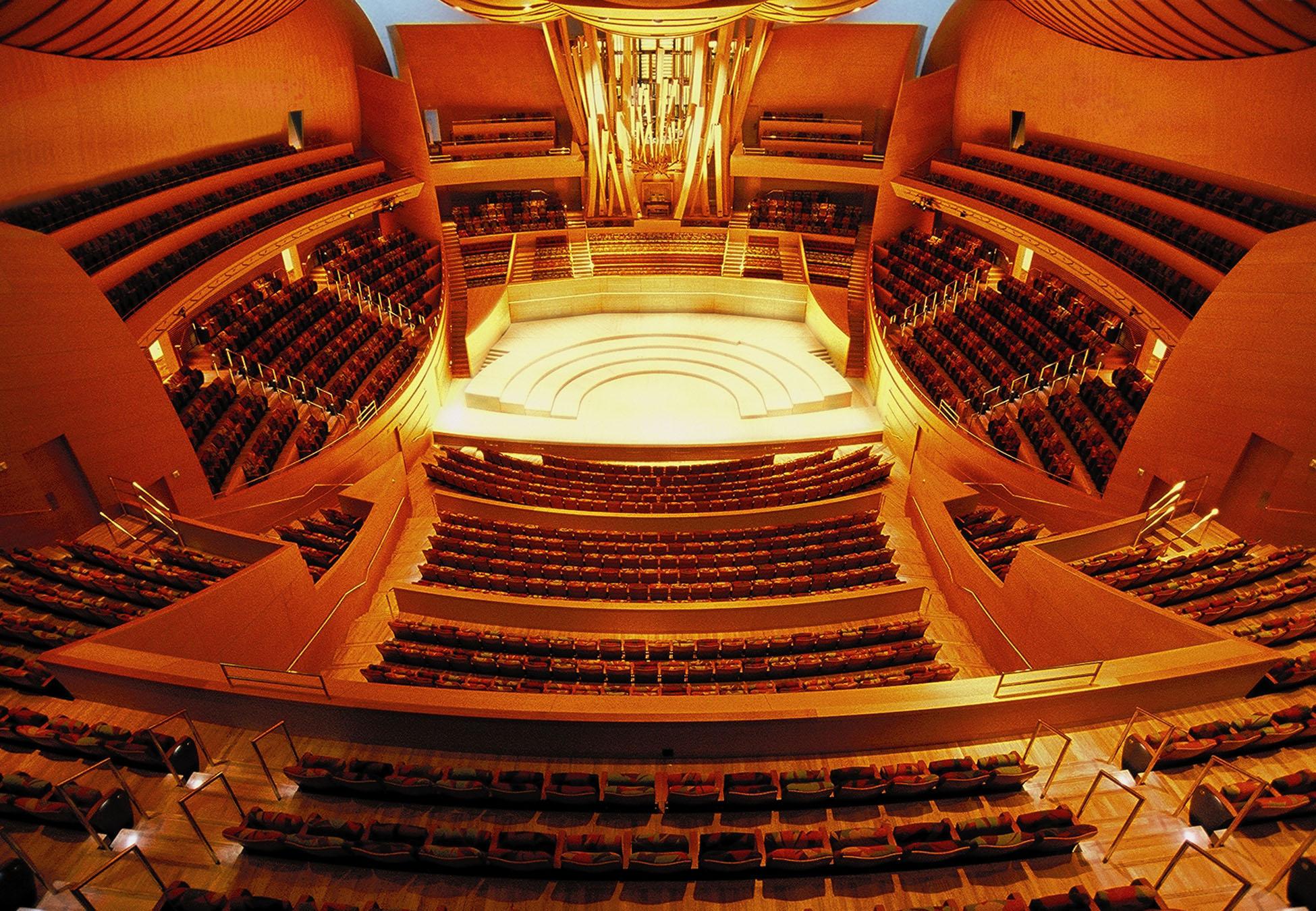 Концертный зал Уолта Диснея фото 2