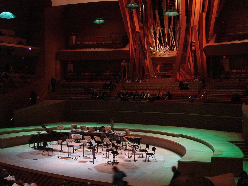 Концертный зал Уолта Диснея фото 4