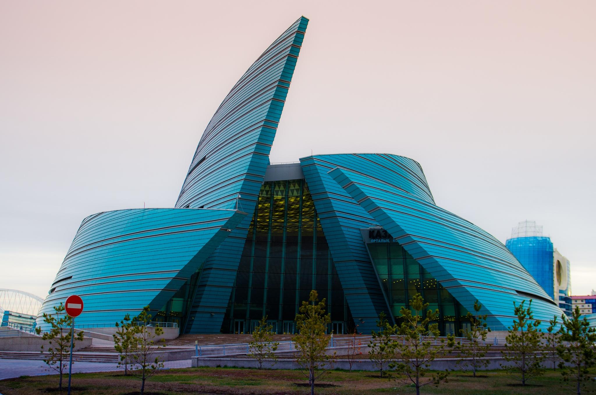 Центральный концертный зал «Казахстан» фото 5