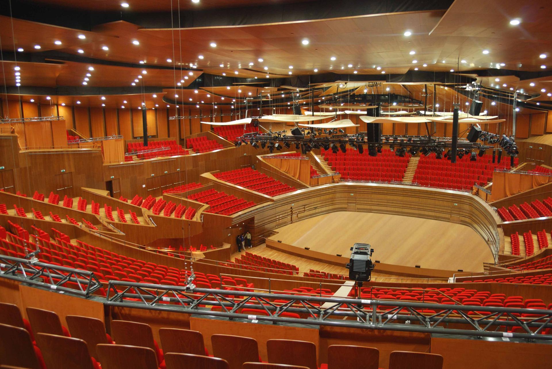 Центральный концертный зал «Казахстан» фото 4