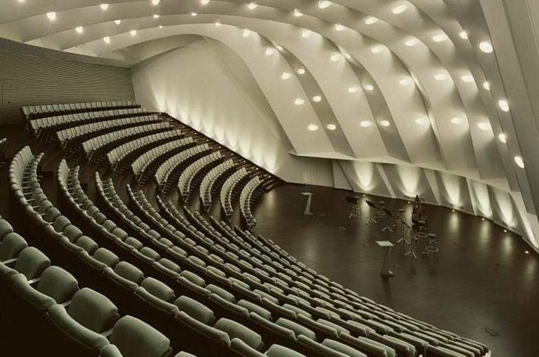 Концертный зал «Auditorio de Tenerife» фото 2