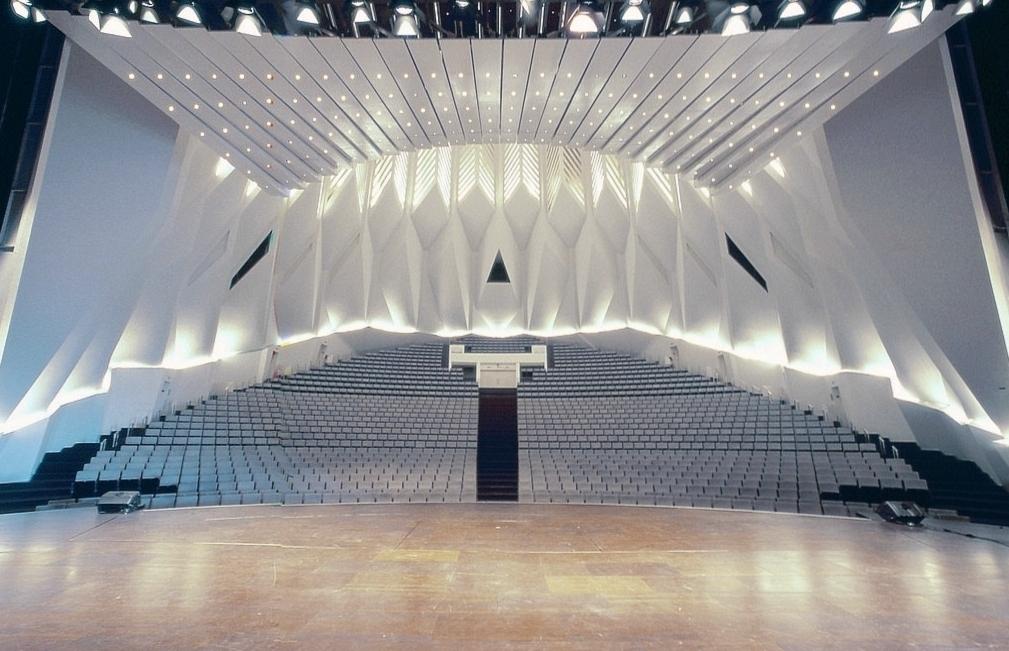 Концертный зал «Auditorio de Tenerife» фото 1