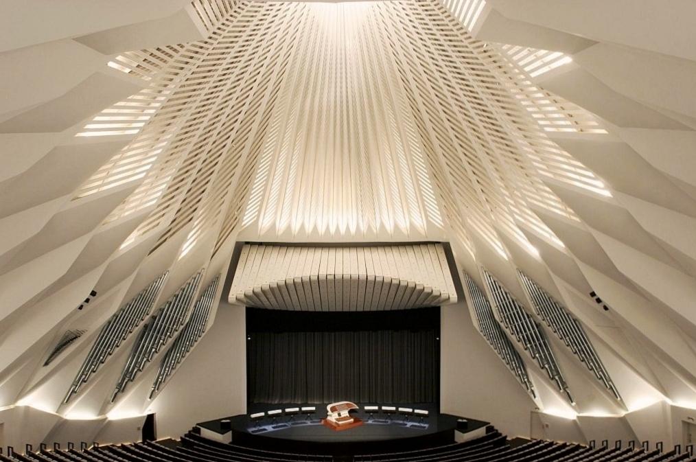 Концертный зал «Auditorio de Tenerife» фото 3