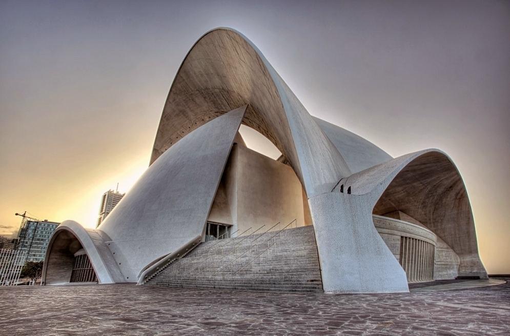 Концертный зал «Auditorio de Tenerife» фото 4