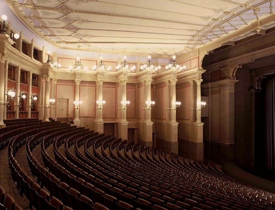 Большой фестивальный зал фото 3