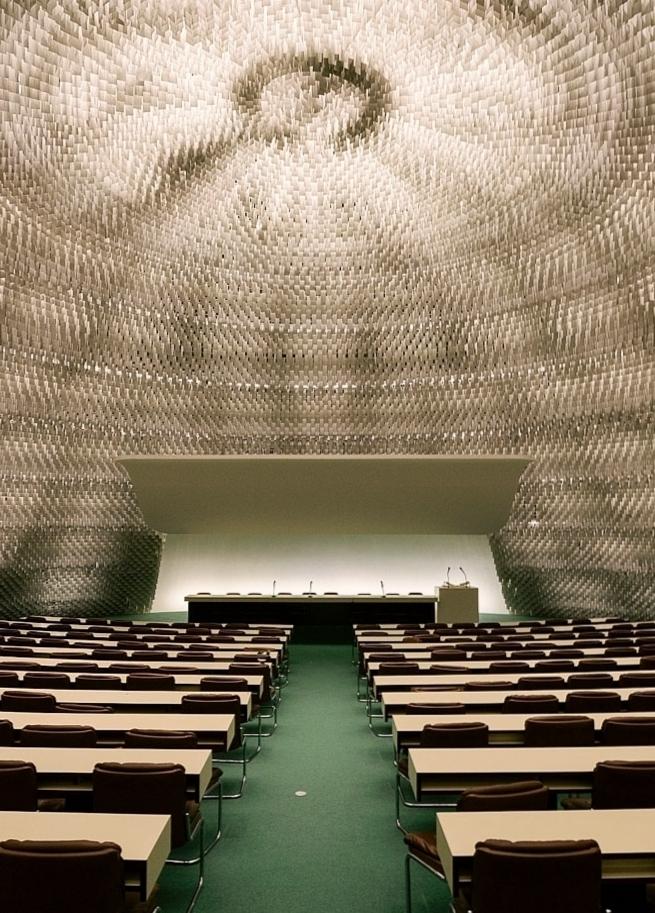 Зал заседаний французской Коммунистической партии фото 5