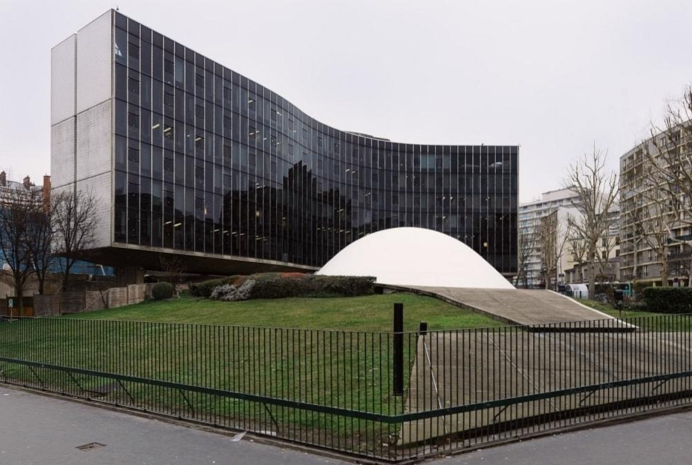 Зал заседаний французской Коммунистической партии фото 1