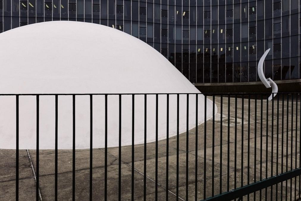 Зал заседаний французской Коммунистической партии фото 6