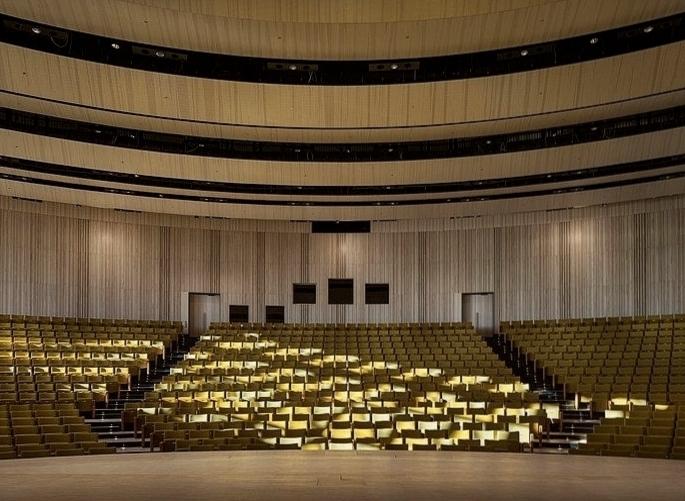 Конференц-зал Каролинского института фото 2