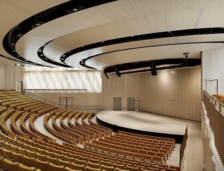 Конференц-зал Каролинского института фото 3