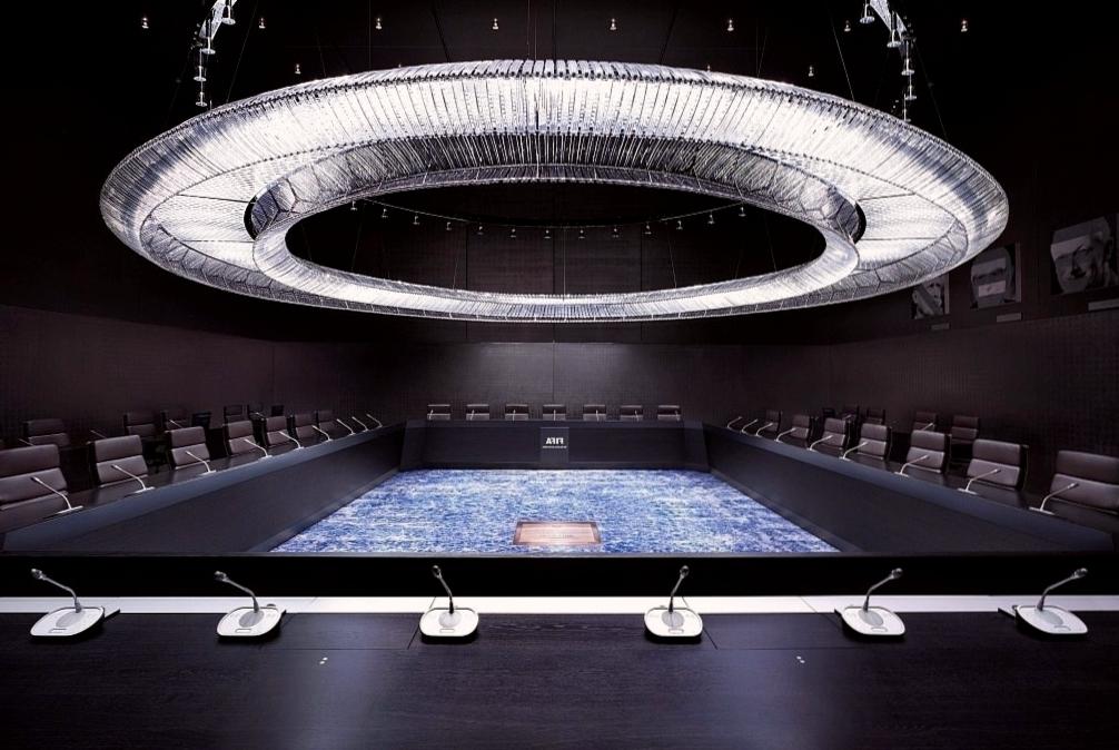 Зал заседаний комитета ФИФА фото 3