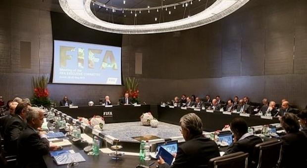 Исполнительный комитет ФИФА фото 2