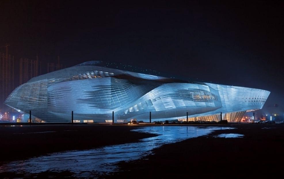 Международный конференц-центр в Даляне фото 5