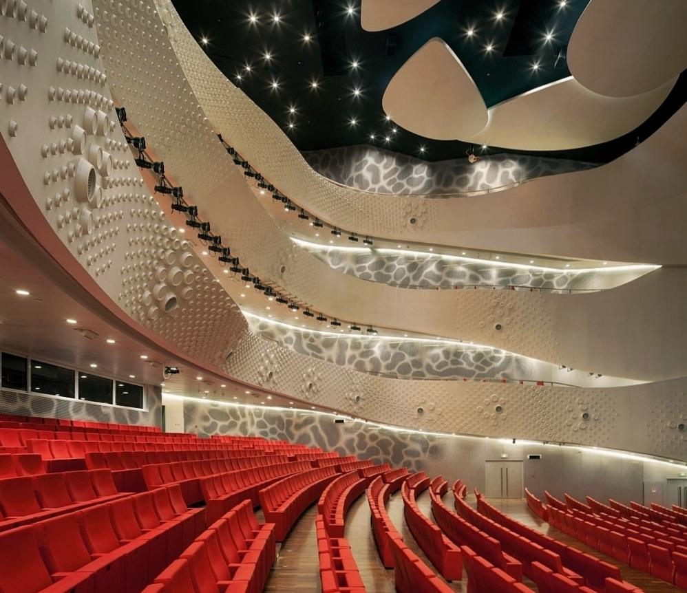 Международный конференц-центр в Даляне фото 4