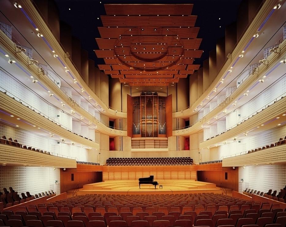 Концертный зал культурного центра Люцерна Фото 2