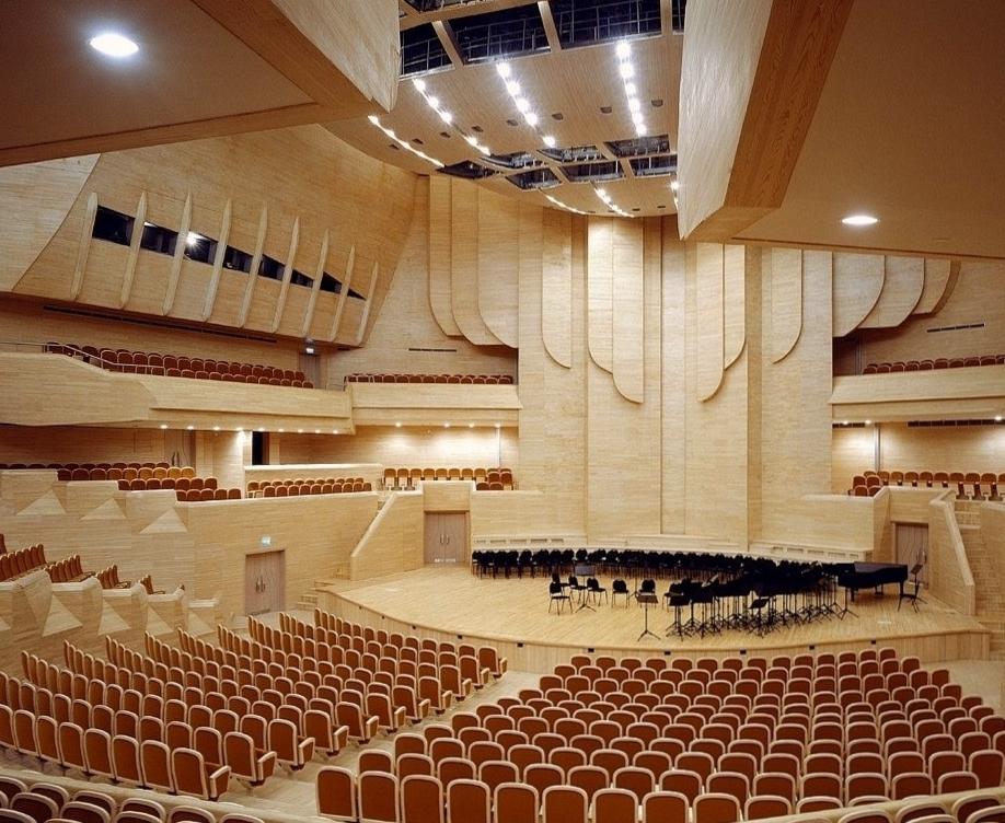 Московский международный Дом музыки (ММДМ) фото 2