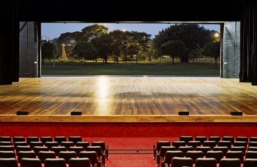 Нимейер Аудиториум Фото 3