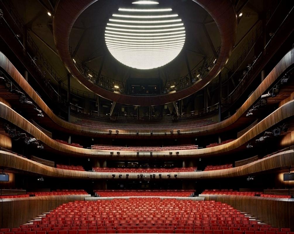 Национальный оперный театр Норвегии фото 3