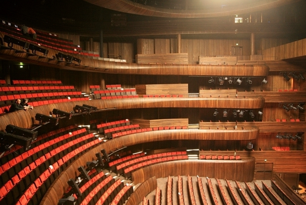 Оперный театр Осло фото 2