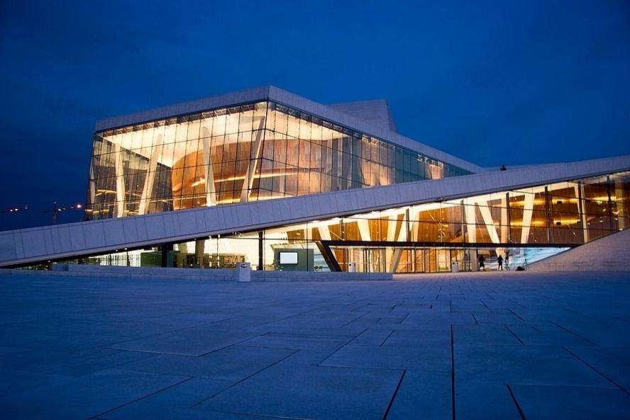 Национальный оперный театр Норвегии фото 1