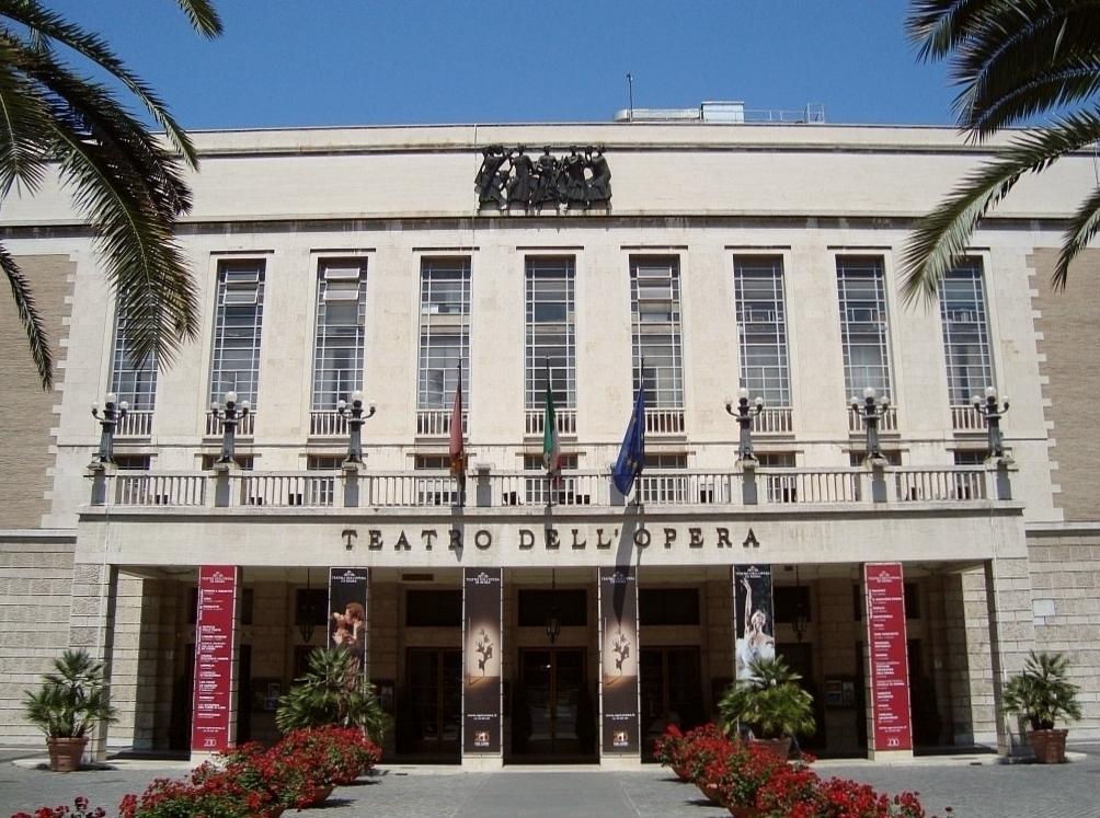 Римская опера фото 1