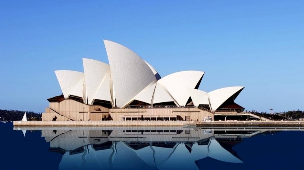 Сиднейский оперный театр фото 5