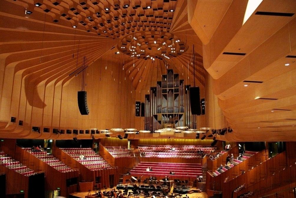 Сиднейский оперный театр фото 4