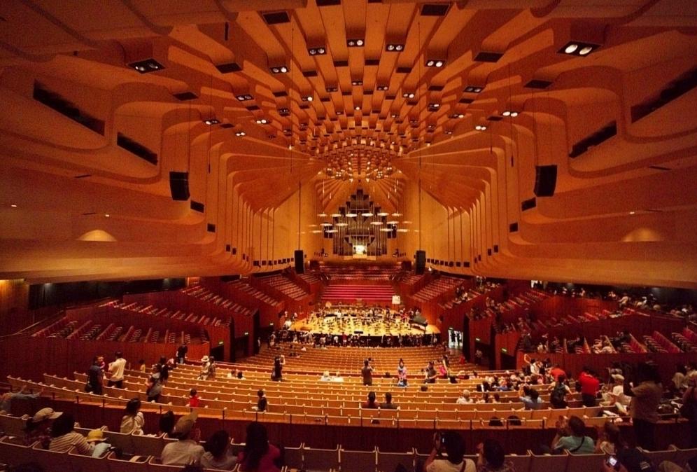 Сиднейский оперный театр фото 2