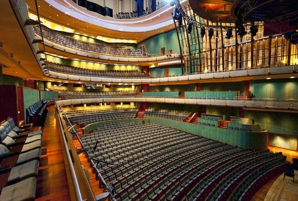Театр Esplanade фото 4