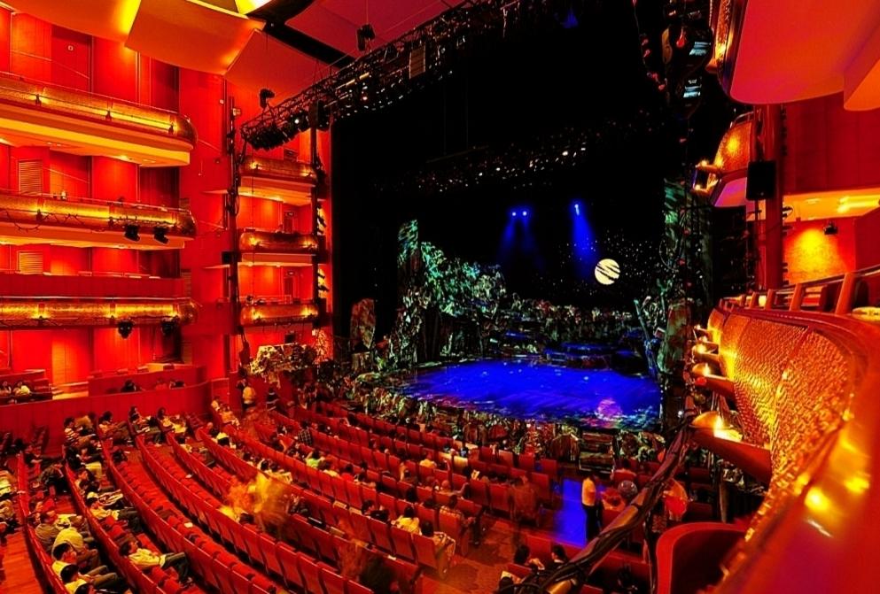 Театр Esplanade фото 5