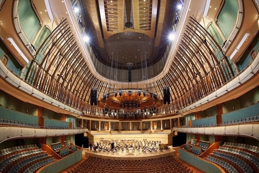 Театр Esplanade фото 2