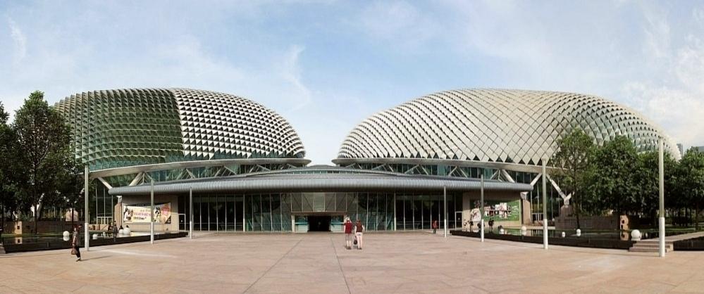 Театр Esplanade фото 7