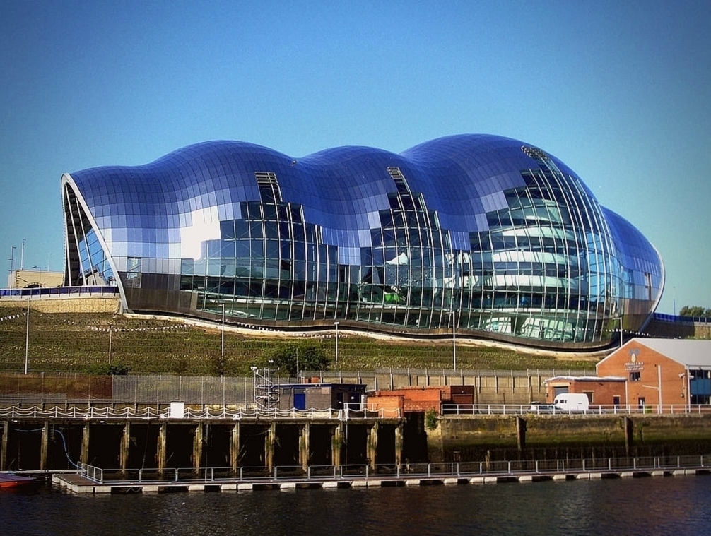 Концертный зал The Sage Gateshead фото 5