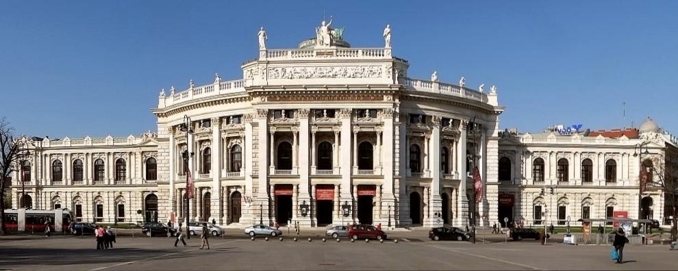 Зал венской оперы фото 3