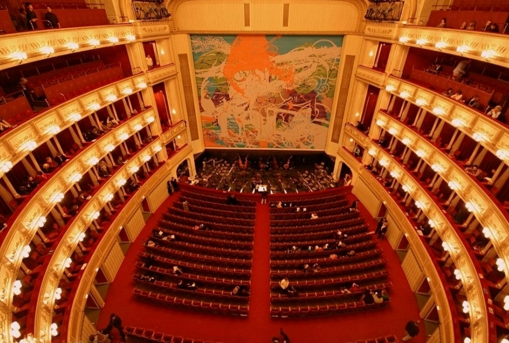 Венская государственная опера фото 1