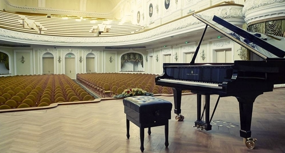 Концертный зал консерватории фото 1