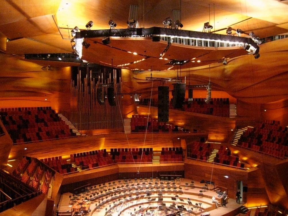 Концертный зал «Копенгаген» фото 1