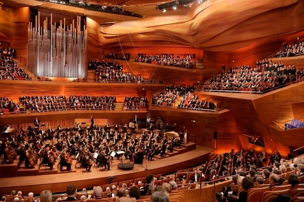Концертный зал «Копенгаген» фото 2