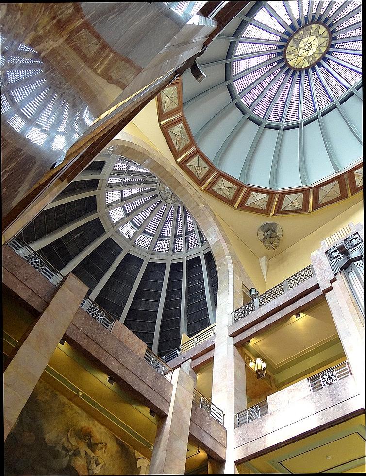 Дворец Изящных Искусств в Мехико фото 1