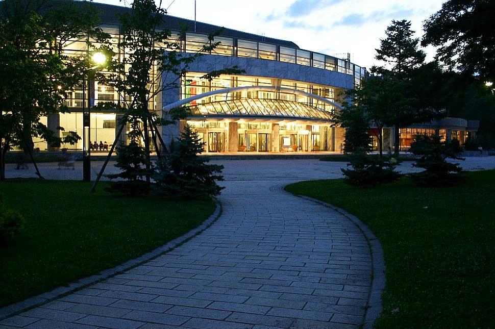 Концертный зал Китара в Саппоро фото 2