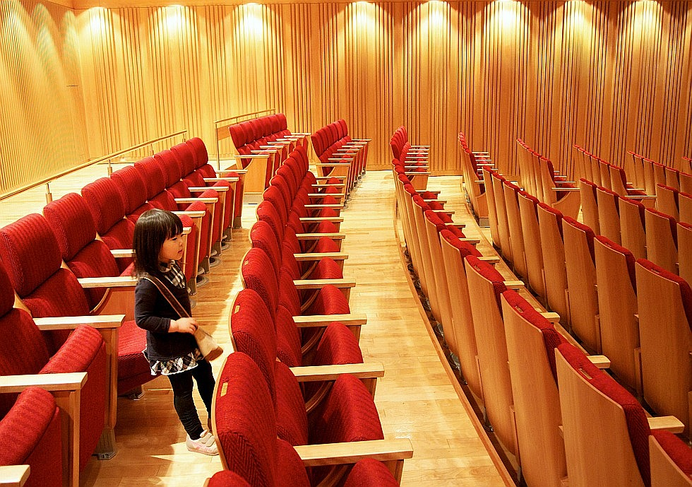 Концертный зал Китара в Саппоро фото 1